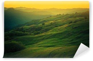 Vinyl Fototapete Northern California Landschaft