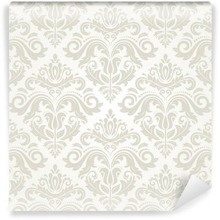 Vinyl-Fototapete Orient Nahtlose Vektor-Muster. Zusammenfassung Hintergrund