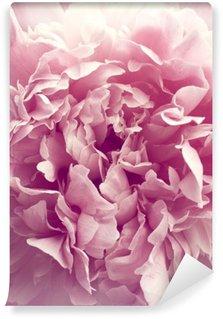 Vinyl-Fototapete Pfingstrose Blume