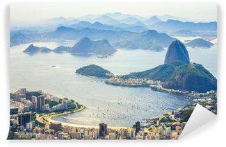 Vinyl-Fototapete Rio de janeiro
