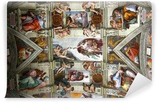 Vinyl-Fototapete Sixtinische Kapelle