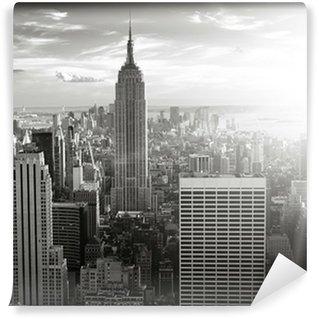 Vinyl-Fototapete Skyline new york