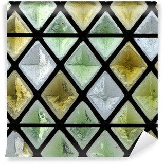 Vinyl-Fototapete Stained glass window