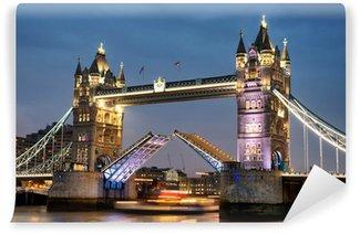 Vinyl-Fototapete Tower bridge