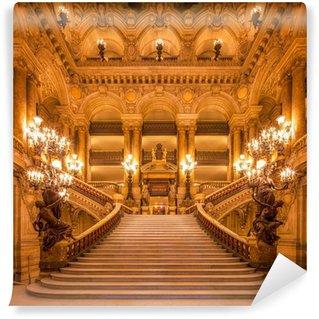 Vinyl-Fototapete Treppenhaus in der Oper