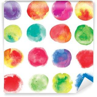 Vinyl-Fototapete Watercolor