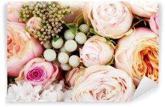 Vinyl-Fototapete Wunderschöne Blumenstrauss