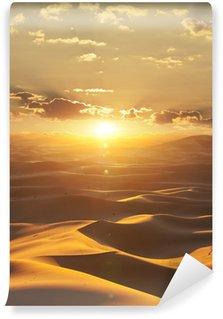Vinyl-Fototapete Wüste
