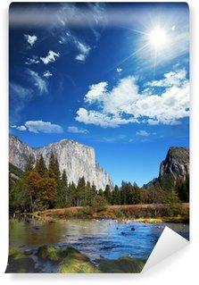 Vinyl-Fototapete Yosemite