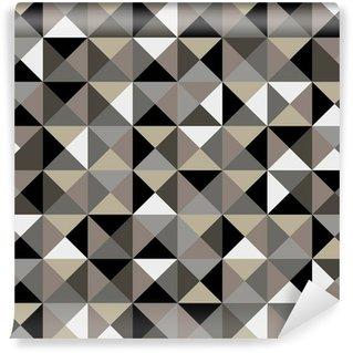Fototapet av Vinyl Abstrakt geometriska sömlösa mönster.