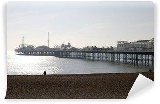 Fototapet av Vinyl Brighton Pier. Brighton. East Sussex. england