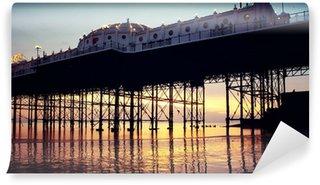 Fototapet av Vinyl Brighton Pier