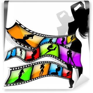 Fototapet av Vinyl Cinema Festival-film festival-festivalen du Cinema 9