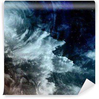 Fototapet av Vinyl Deep Space Painting