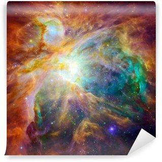 Fototapet av Vinyl Den kosmiska moln kallas Orion Nebula