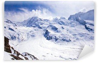 Fototapet av Vinyl Den schweiziska Alp i Schweiz