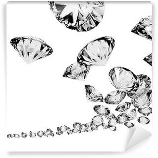 Fototapet av Vinyl Diamond_06