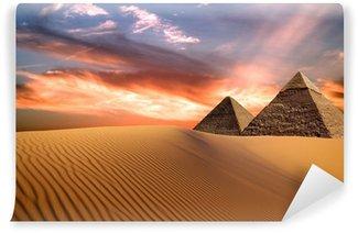 Fototapet av Vinyl Egypten