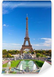 Fototapet av Vinyl Eiffeltornet i Paris