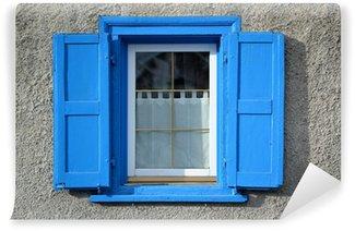 Fototapet av Vinyl Fine azzurra - Livigno