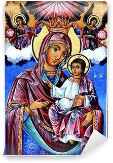 Fototapet av Vinyl Forntida målning, ortodoxa religion - Bulgarien