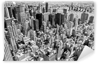 Fototapet av Vinyl Manhattan, New York City. USA.