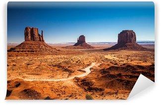 Fototapet av Vinyl Monument Valley - USA
