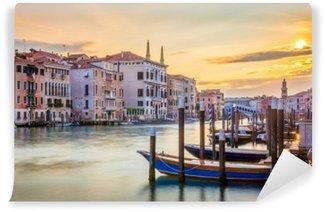 Fototapet av Vinyl Morgon i Venedig