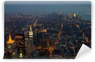 Fototapet av Vinyl New York