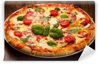 Fototapet av Vinyl Pizza