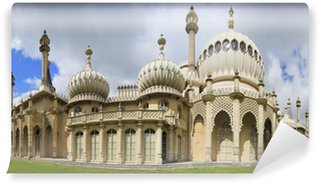 Fototapet av Vinyl Royal Pavilion panorama Brighton