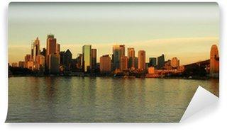 Sydney panorama Vinyl Fototapet