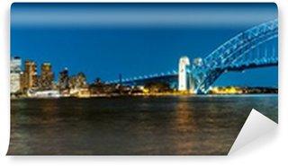 Sydney Vinyl Fototapet