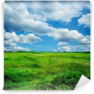 Fototapet av Vinyl Vacker natur landskap