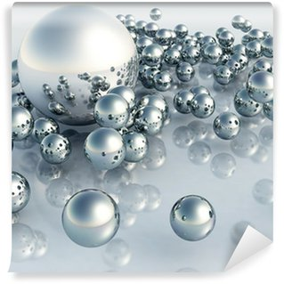 Vinylová Fototapeta 3D Pearl