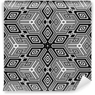 Fototapeta Winylowa 3d streszczenie kostki przypominające ilustrację Escher