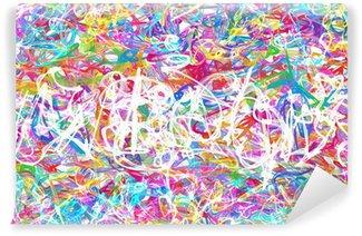 Fototapeta Winylowa Abstract graffiti,