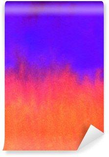 Fototapeta Winylowa Abstrakcyjne tło akwarela