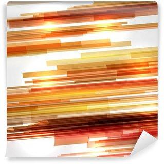 Vinylová Fototapeta Abstraktní ilustrace, barevné pozadí, digitální složení.