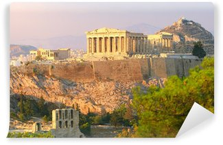 Vinylová Fototapeta Acropolis, Athens, Greece
