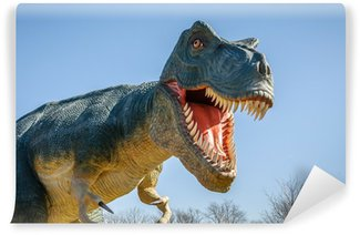 Fototapeta Winylowa Agresywne T-Rex