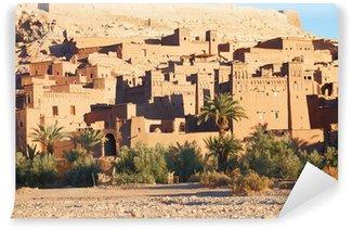 Vinylová Fototapeta Ait Benhaddou je opevněné město, nebo ksar v Maroku.
