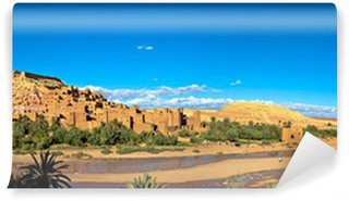 Vinylová Fototapeta Ait Benhaddou, Maroko