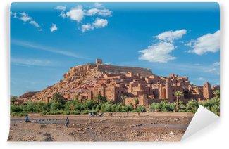 Vinylová Fototapeta Ait Benhaddou, tradiční berber Kasbah, Morocco