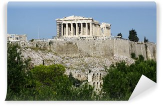 Vinylová Fototapeta Akropolis