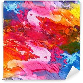 Fototapeta Winylowa Akryl ręcznie malowane tła