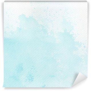 Vinylová Fototapeta Akvarel pozadí