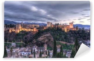 Vinylová Fototapeta Alhambra