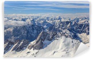 Fototapeta Winylowa Alps krajobraz górski w Europie