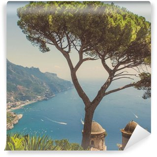 Vinylová Fototapeta Amalfi Coast pohled